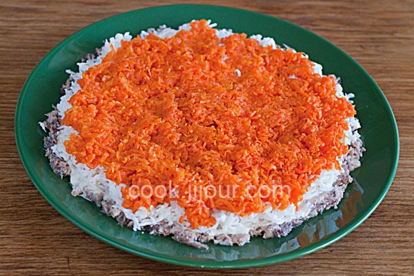 Рецепт салату Мімоза - фото 4