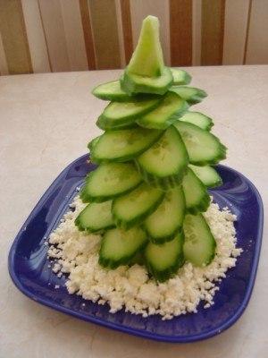Новорічні закуски «Ялинки» - фото 7