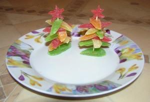 Новорічні закуски «Ялинки» - фото 10