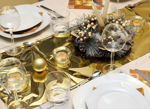 Новорічний стіл 2013