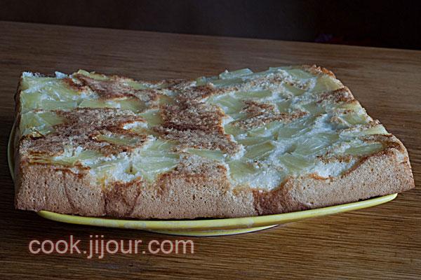 Пиріг з ананасами - фото 5