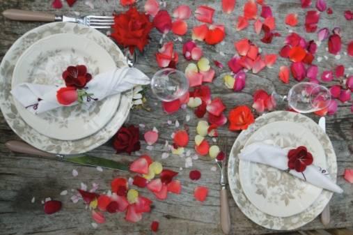 Стіл на день святого Валентина - фото 18