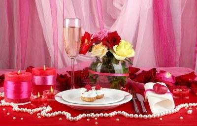 Стіл на день святого Валентина - фото 19