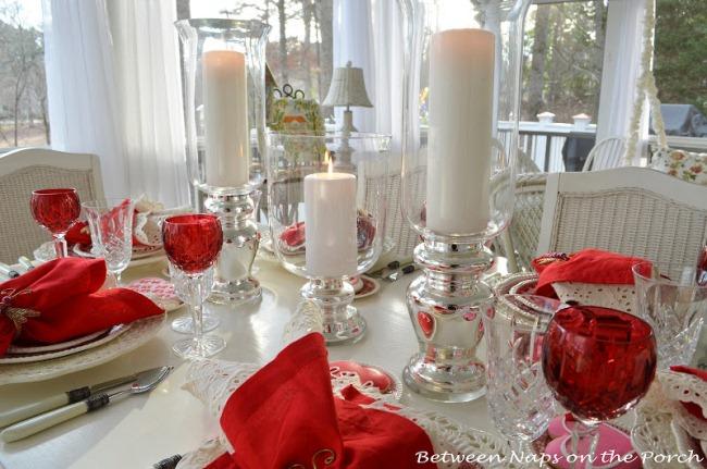 Стіл на день святого Валентина - фото 20