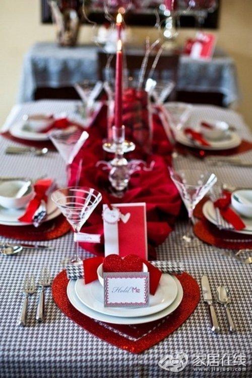 Стіл на день святого Валентина - фото 24