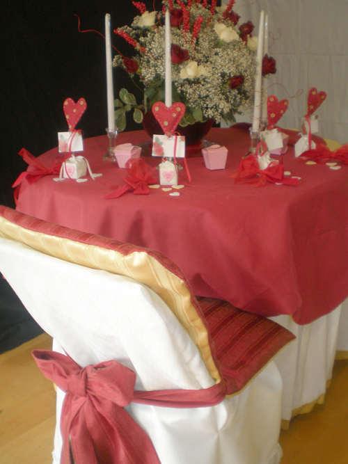 Стіл на день святого Валентина - фото 21
