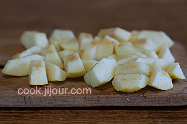 Яблучний пиріг - фото 2