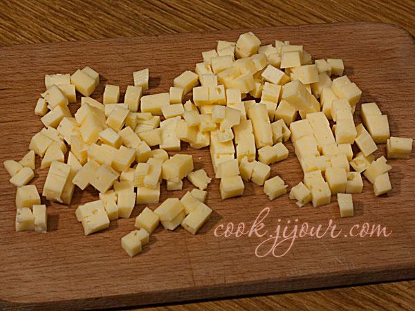 Салат з крабових паличок - фото 6