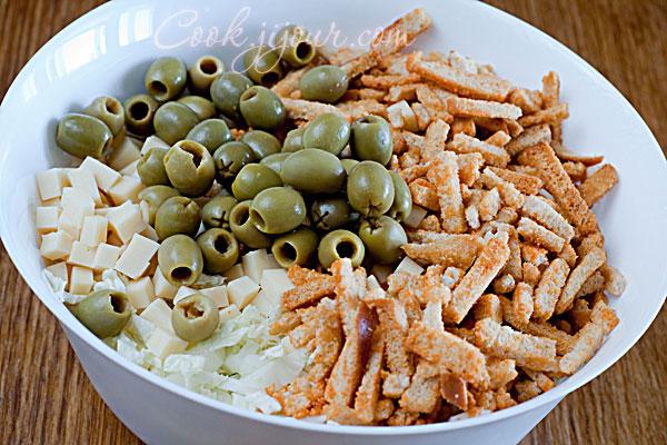 Салат з пекінської капусти - фото 4