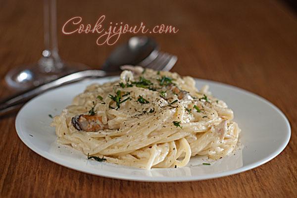 Спагеті з морепродуктами - фото 8