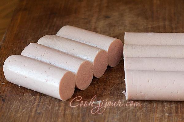 Хелловінські мумії з сосисок - фото 2