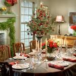 Сервірування новорічного столу - фото 2
