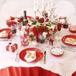 Сервірування новорічного столу - фото 11