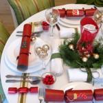 Сервірування новорічного столу - фото 12