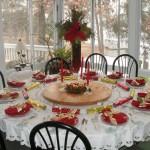 Сервірування новорічного столу - фото 16