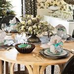 Сервірування новорічного столу - фото 17