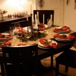 Сервірування новорічного столу - фото 21