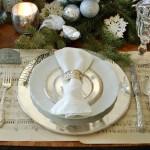 Сервірування новорічного столу - фото 22
