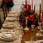 Сервірування новорічного столу - фото 23
