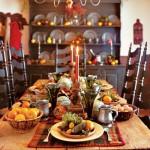 Сервірування новорічного столу - фото 25