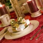 Сервірування новорічного столу - фото 30