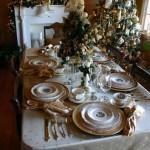 Сервірування новорічного столу - фото 31
