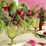 Сервірування новорічного столу - фото 38