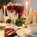Сервірування новорічного столу - фото 40