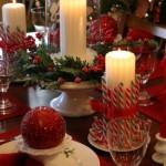 Сервірування новорічного столу - фото 41