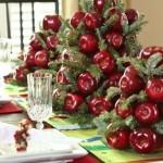 Сервірування новорічного столу - фото 44