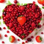 Оформлення страв на день святого Валентина - 17