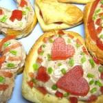 Оформлення страв на день святого Валентина - 28