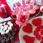 Оформлення страв на день святого Валентина - 4