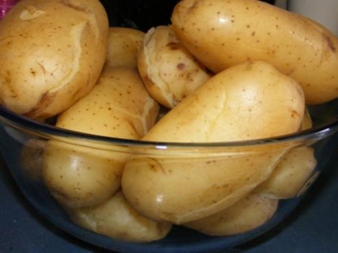 Як варити картоплю для салату