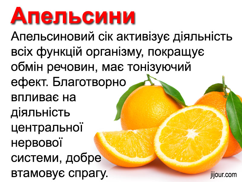 Цікаві факти про продукти харчування